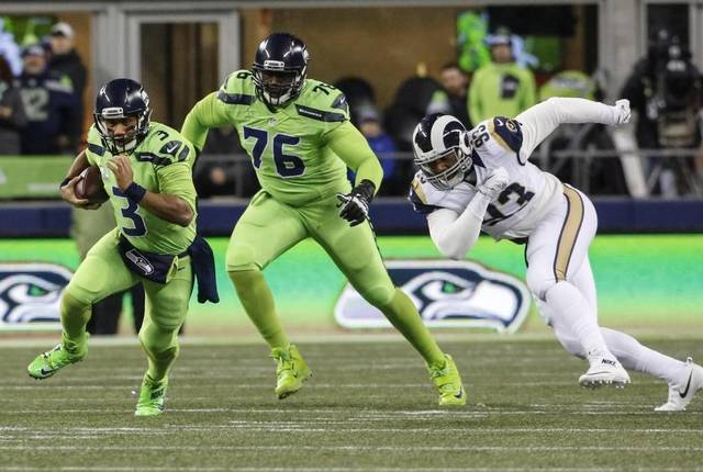 2017 Seattle Seahawks Game Predictions
