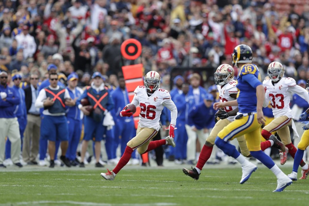 2017 San Francisco 49ers Game Prediction