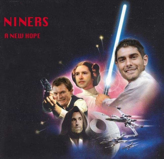 49ers: A New Hope