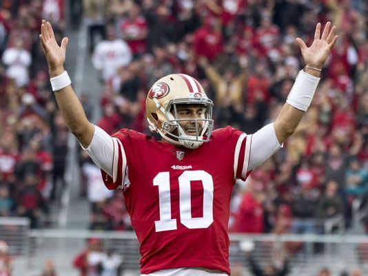 Breakdown of 2018 Non-Division Opponents: 49ers