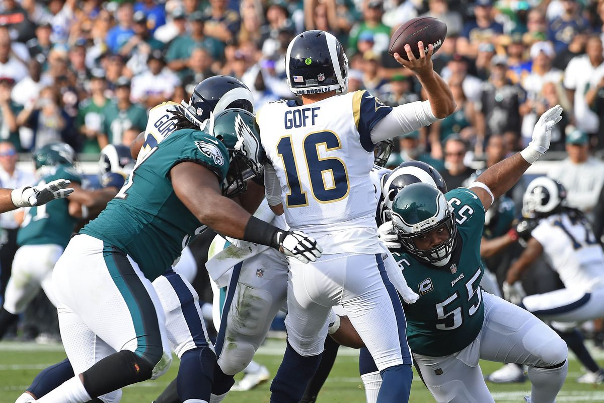 Breakdown of 2018 Non-Division Opponents: Rams